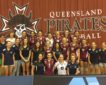 AUSTRALIAN VOLLEYBALL LEAGUE TRIP